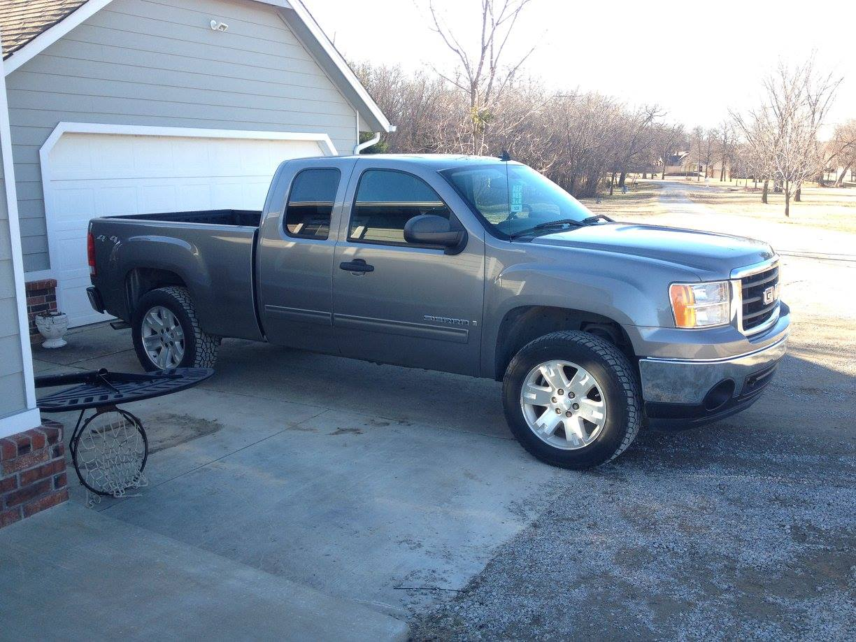 2007 gmc sierra 4x4 general off topic gm. Black Bedroom Furniture Sets. Home Design Ideas