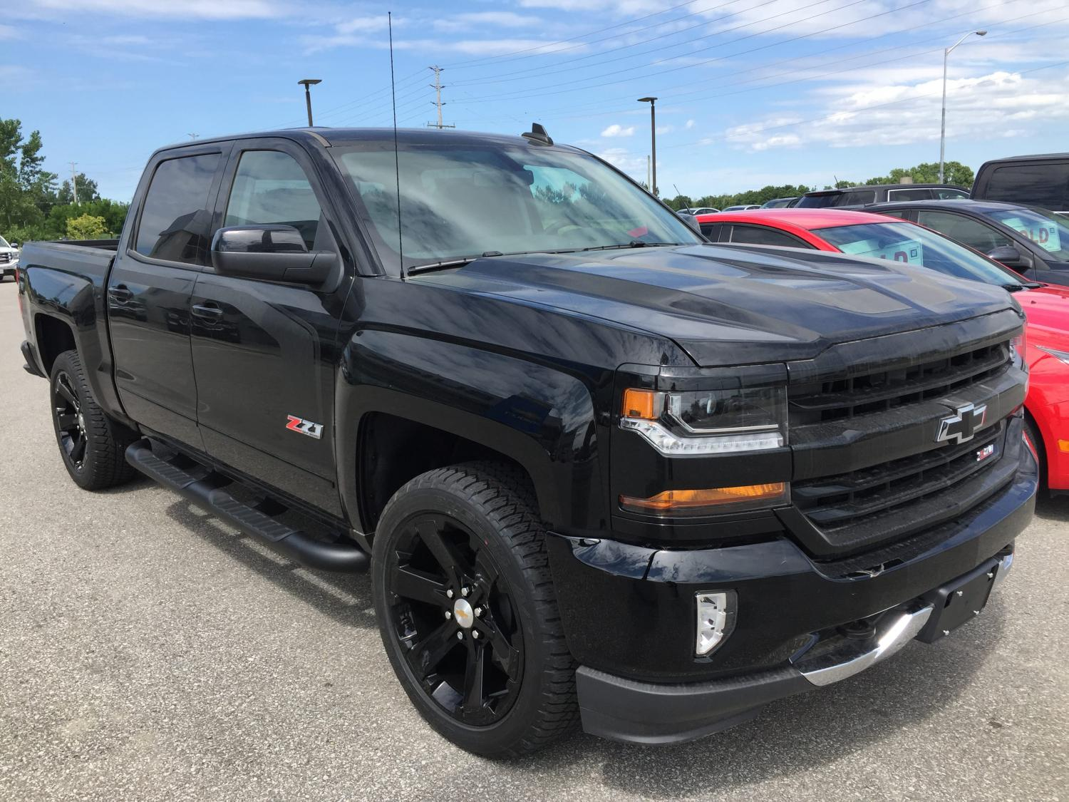 Rally edition on a black truck - decals? - 2014 / 2015 ...