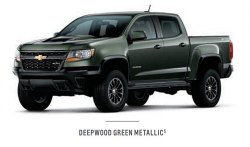 The Official Chevrolet Colorado Zr2 Thread Page 3