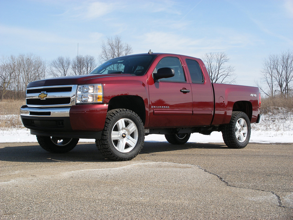 Anyone Know This Truck? - 1999-2006 & 2007-2013 Chevrolet ...