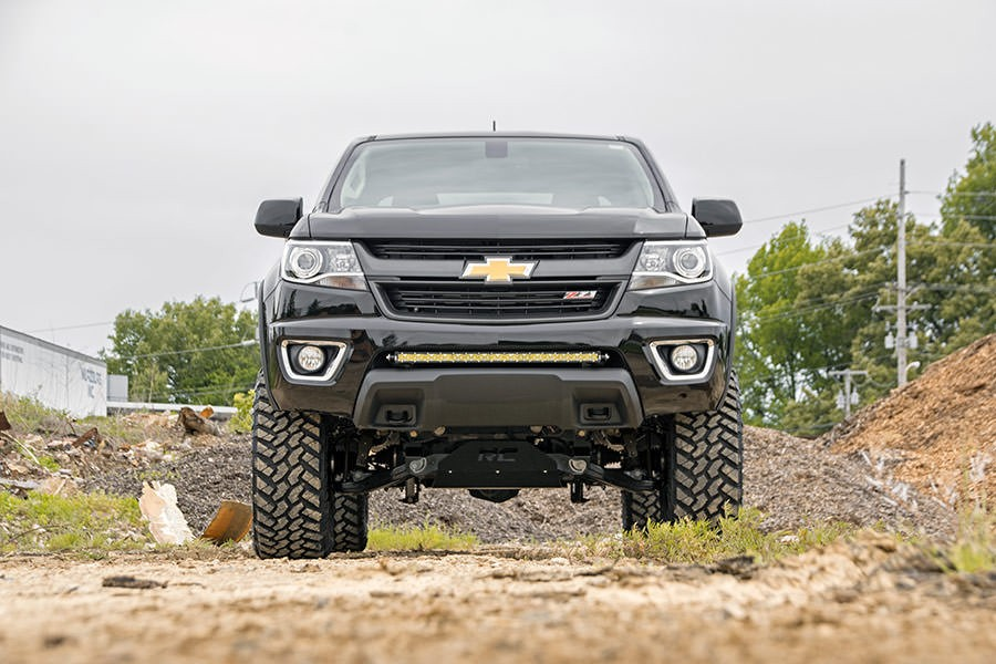 Rough Country Offers Six Inch Lift Kit For Chevy Colorado