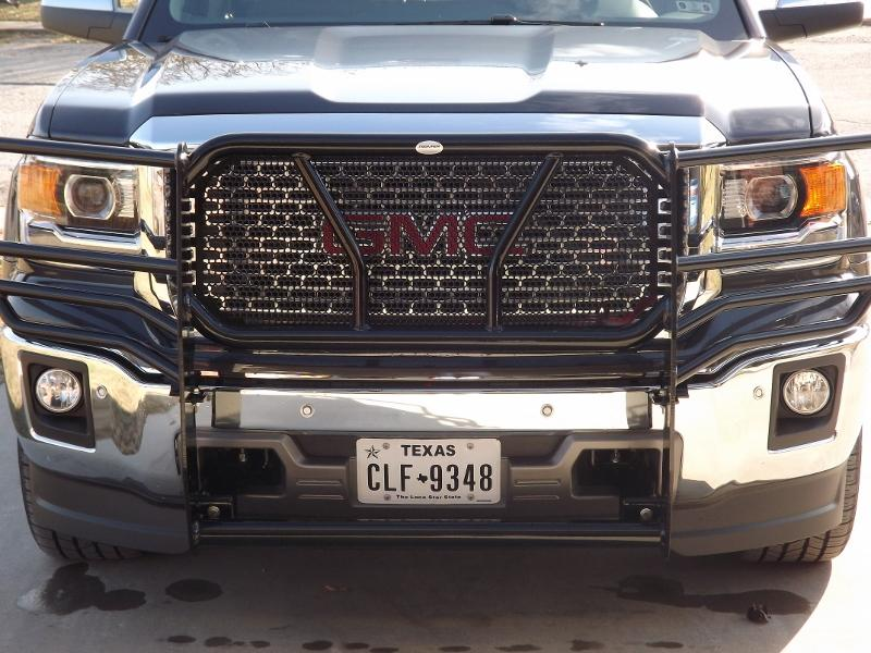 Rancher Grille Guard Sets Off Collision Detection 2014 2018