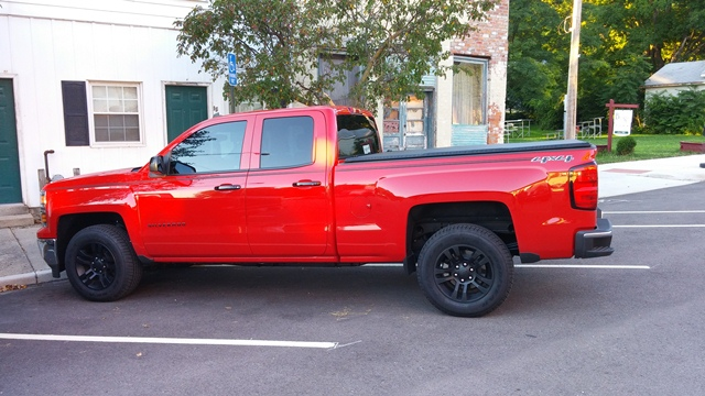 New 2014 Guy 1st Post with Pics - 2014 - 2018 Chevy ...