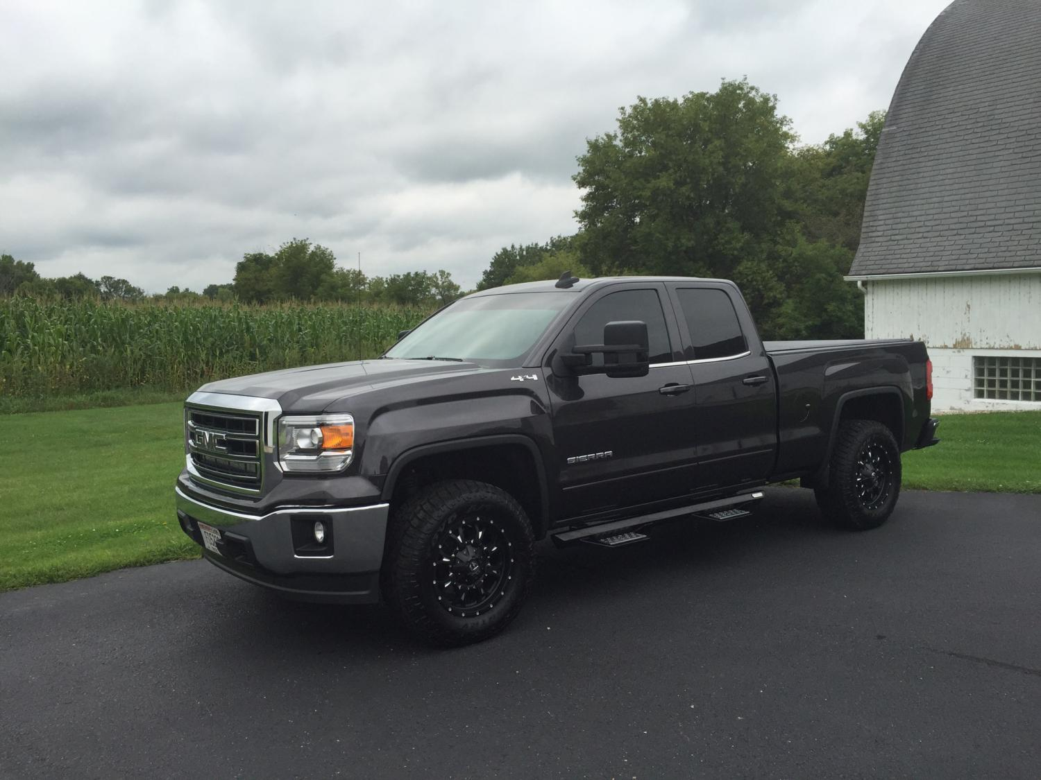 Chevy Silverado Rally Edition >> Post your pics of 1500's with Tow Mirrors - 2014 - 2018 Chevy Silverado & GMC Sierra - GM-Trucks.com