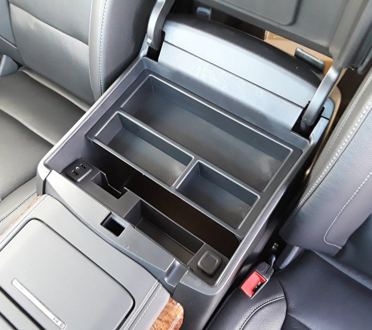 Center Console Organizers from Salex Organizers - 2015 ...
