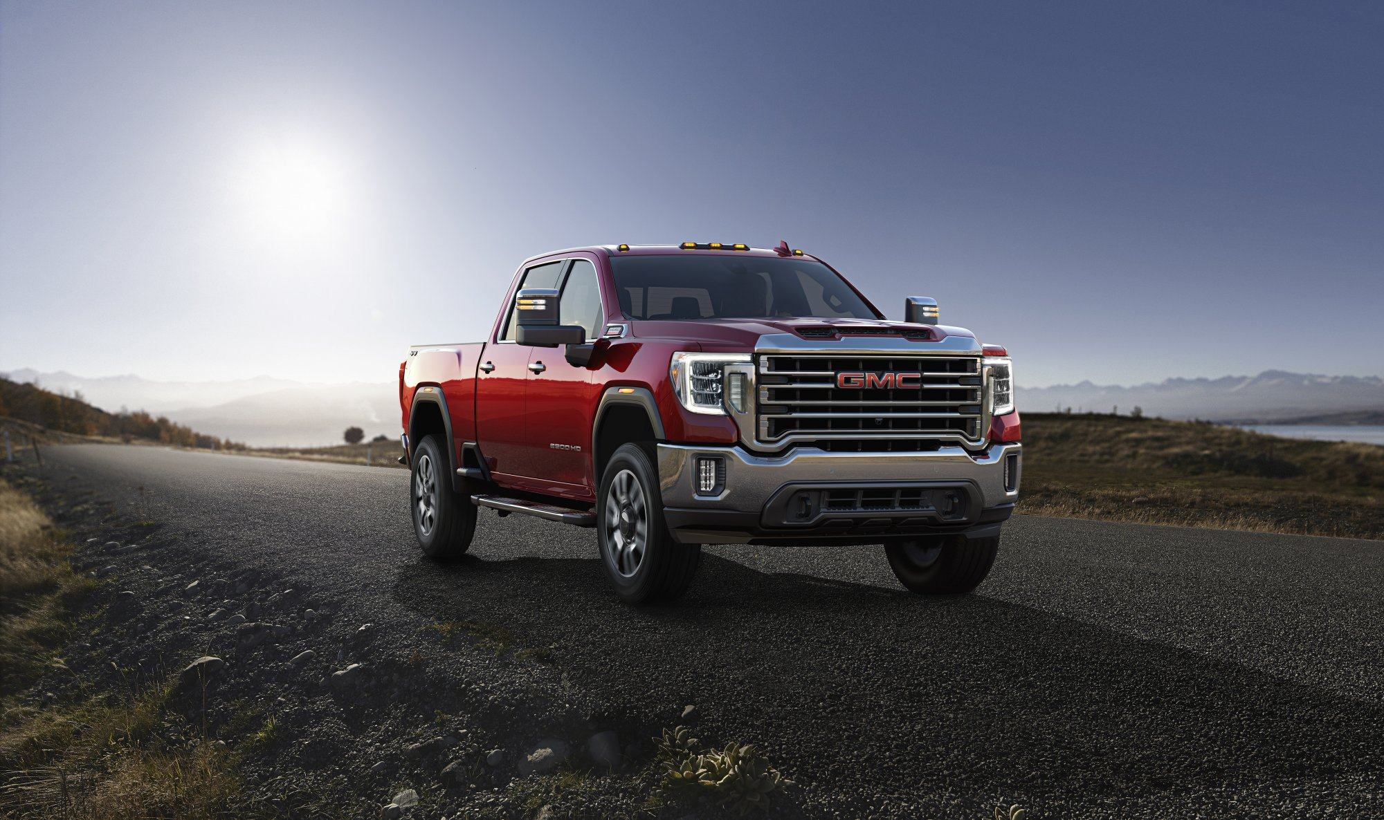 2020 Gmc Sierra 2500 Heavy Duty Images And Details The Newsroom