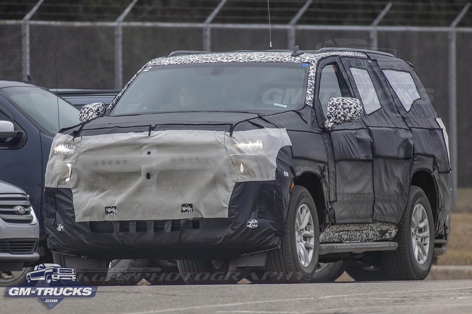 2021 Chevrolet Tahoe And Suburban Could Be Next-gen Models >> 2020 Suburban Tahoe Yukon Pre Production Mules Caught Using