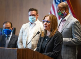 GM Chairman and CEO Mary Barra Speaks Out Against Racism and Injustice