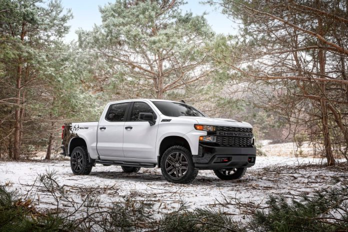 Here's What's New For The 2021 Chevy Silverado