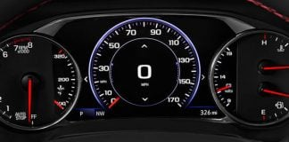 White Automotive Offers Digital Gauge Upgrade For 2019+ Chevy Blazer