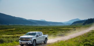 2021 Silverado High Country Updated With Adaptive Ride Control