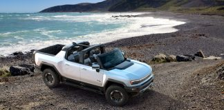 GMC Launches HUMMER EV & Crashes Reservation System