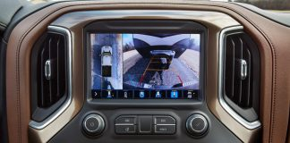 New TSB Fixes Zoomed Out 2020 Silverado/Sierra HD Rearview Camera