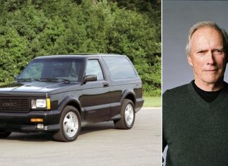 Clint Eastwood and the GMC Typhoon: An Unexpected Die-Hard