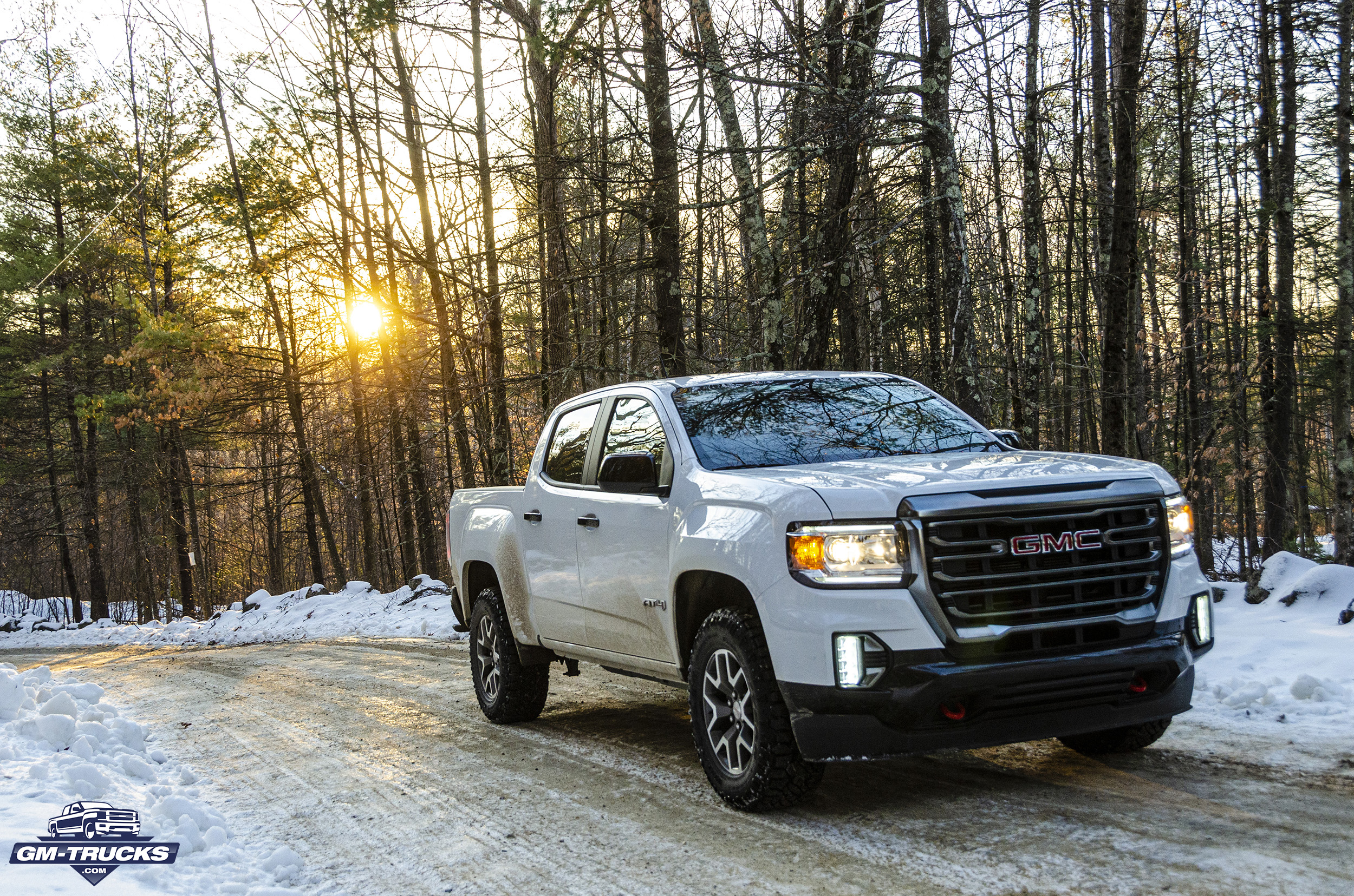 GMC Canyon AT4 - What is it and would we buy one? [Review]