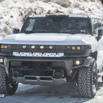 [Spy Shots] GMC HUMMER EV Caught Testing For The First Time