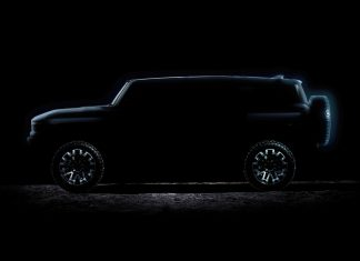 On April 3rd The Wraps Will Come Off The GMC HUMMER EV SUV