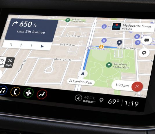 General Motors announced the launch of Maps+, an in-vehicle, app-based navigation solution, upgrading capabilities for select model year 2018 and newer Chevrolet, Buick, GMC and Cadillac vehicles by the end of 2021.