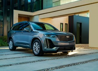 2022 Cadillac XT6 Upgraded With New Brembo Brakes & Colors